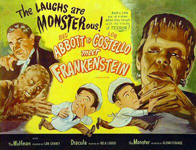 Buy Abbott and Costello Meet Frankenstein Read 698 Movies amp TV Reviews  which makes Bud Abbotts and Lou Costellos reactions to all the monstrous mayhem doubly